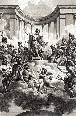 Olimpo- Deuses olímpicos