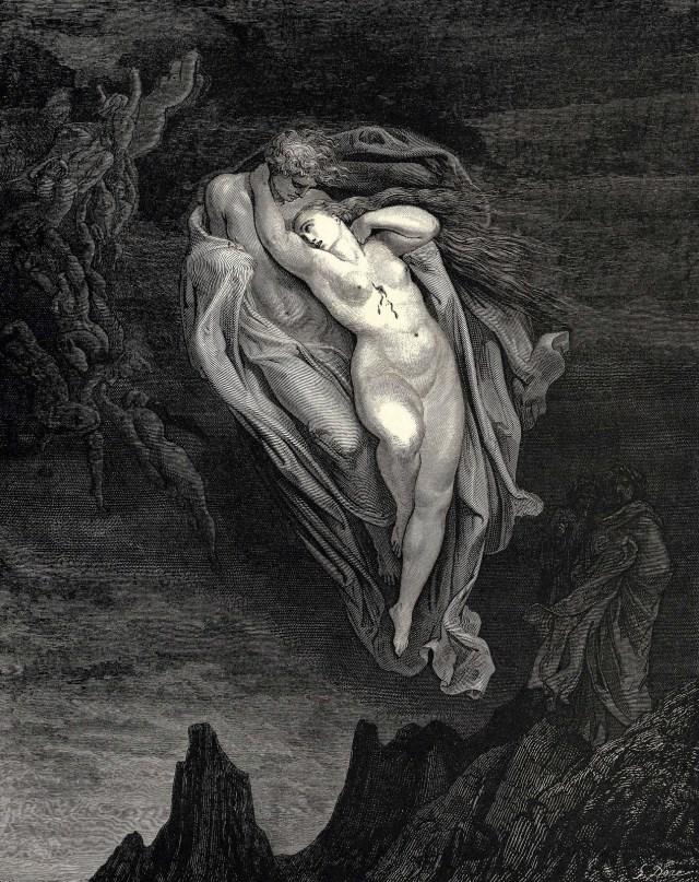 Divina Comédia IX, Gustave Doré