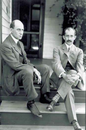Wilbur e Orville Wright