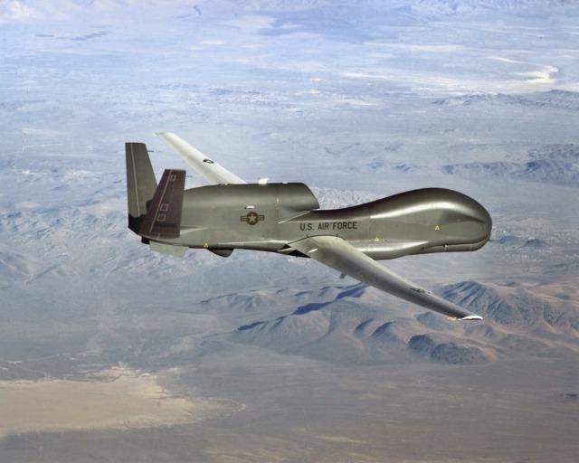 Drone: O Monstro Cego